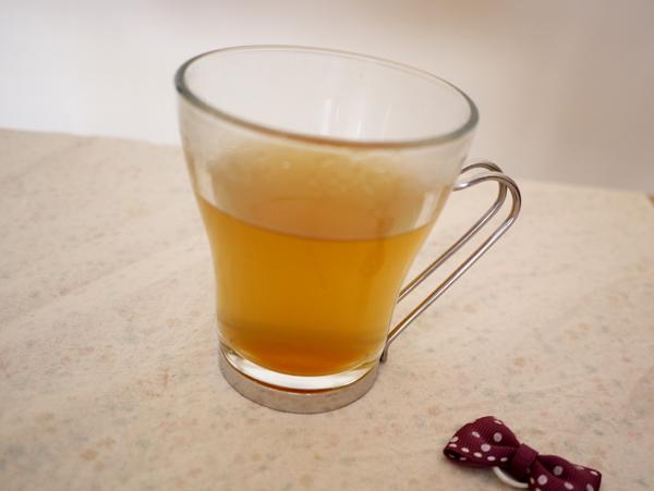 ほっと熟成発酵しょうが飲み物